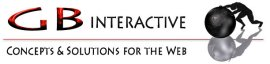GBinteractive - Concepts & Solutions for the Web!